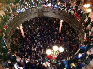 Rally at the Rotunda January 4, 2013