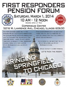 First Responders Pension Forum